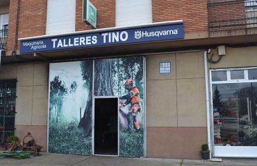 Fachada Talleres Tino